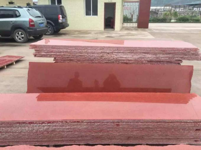 Granite China Red Sichuan Red Red Ying Jing slab tile stair step polished