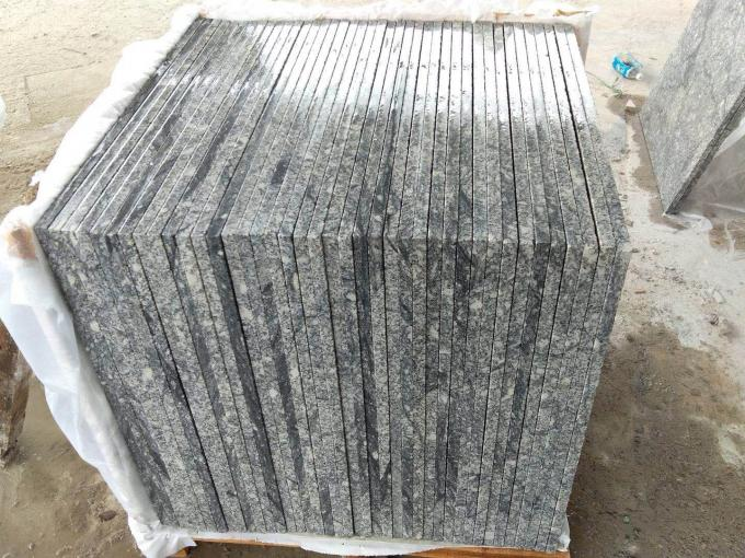 Landscape Painting Color Granite Natural Stone Slabs Floor Tiles Stone Polished