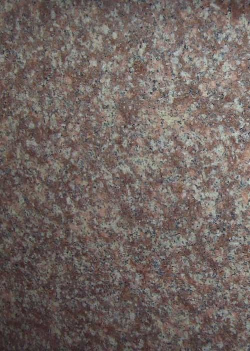 60 X 60cm Polished Granite Tiles G687 Peach Red Big Slab CE Certification