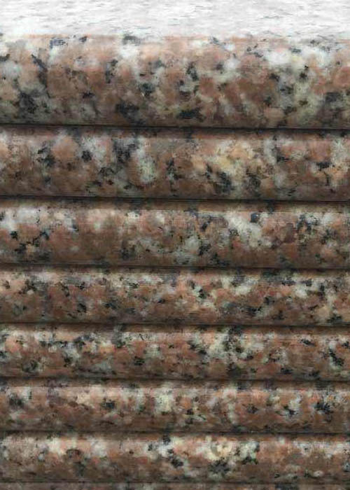 Polished / Flamed Granite Stair Treads G363 Environmental Decoration CE Certification