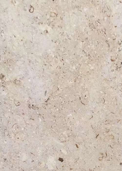 Beige Color Sinai Pearl Polished Marble Slabs , Big Marble Slab Stone High Density