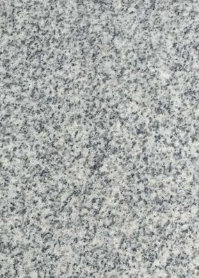 China Light Grey / White Granite Stone Floor Tiles G603 Polished Flamed Slab Tile 60 X 60 X 2cm factory