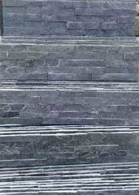 Flooring / Paving Natural Slate Stone Slab Shaped Structure For Construction Industry